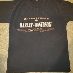 Vintage 90's Harley Davidson shirt